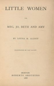 Houghton_AC85.Aℓ194L.1869_pt.2aa_-_Little_Women,_title